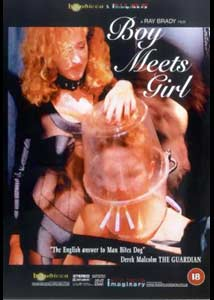 boy meets girl 1994 ray brady A woman picks a man up in a bar and takes him back to her place he thinks he is going to get laid, she has over plans she proceeds to drug him and incarcerate him in a chair in her basement before torturing him, physically and phycologically.