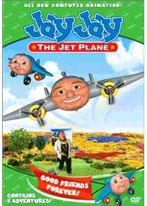 Doc Dvd Review Jay Jay The Jet Plane Good Friends Forever 2001