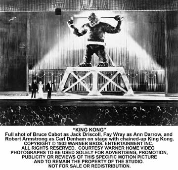 Publicity Photo King Kong in Chains