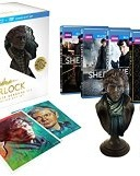 Sherlock: The Complete Seasons 1-3 Limited Edition Gift Set Combo Nov 4