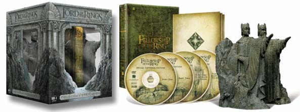 Doc Dvd Review The Lord Of The Rings The Fellowship Of The Ring